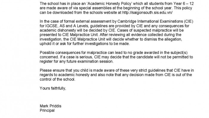 Cambridge Examinations