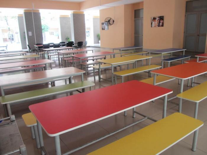 SIS @ SAigon South class room