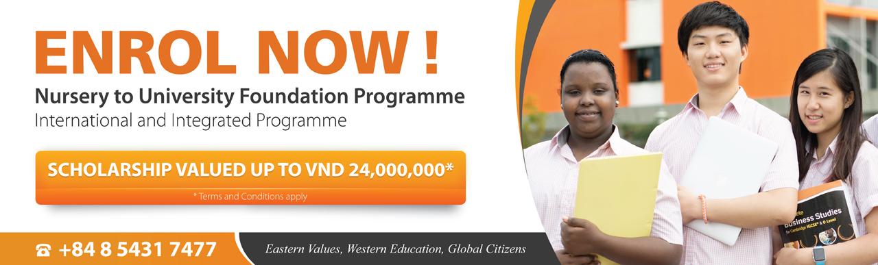 Promotion_Enrollment_Banner_on_SIS_website_HCM