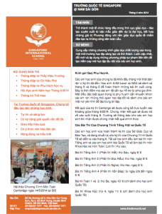SIS Newsletter for May 2014 (Thumbnail)