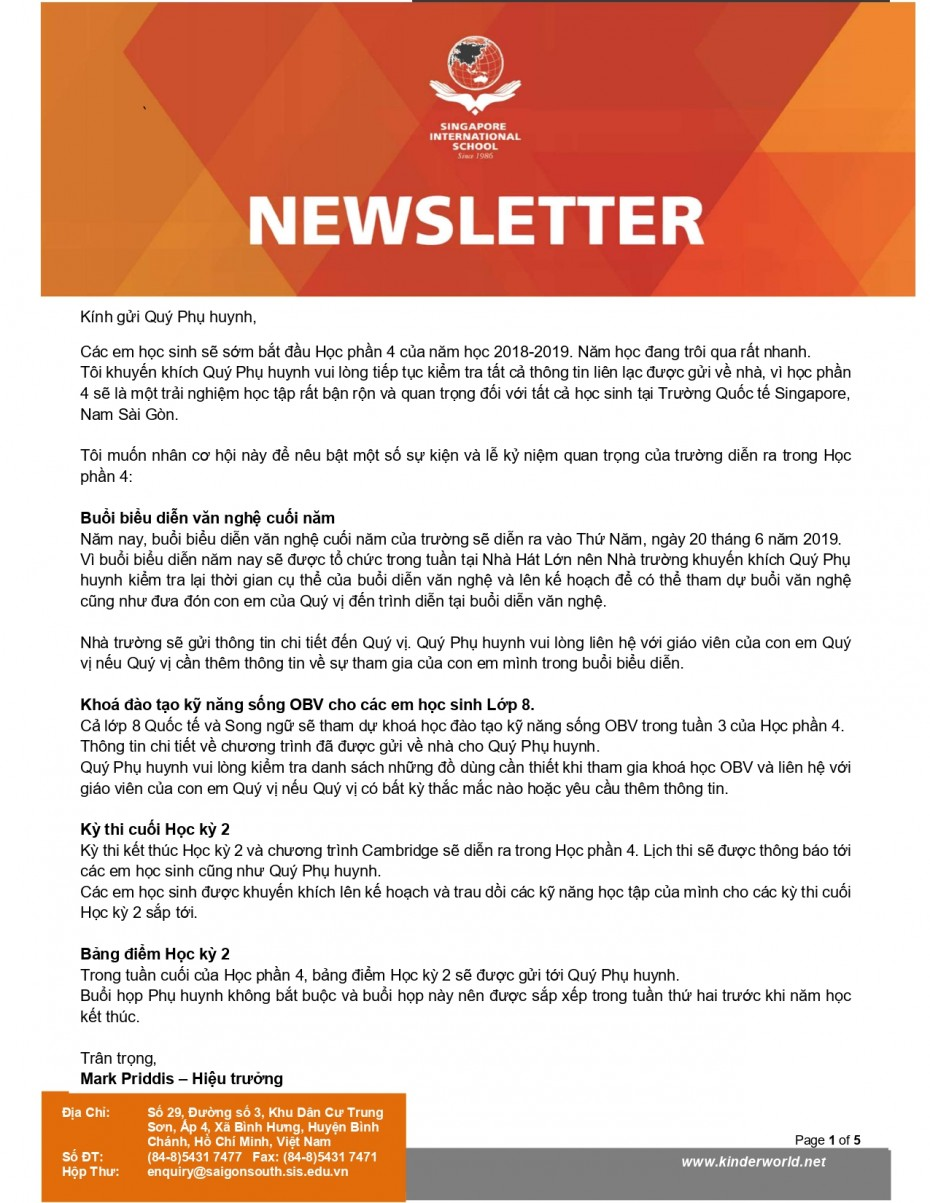 SIS - Newsletter of March 2019 - VN._page-0001
