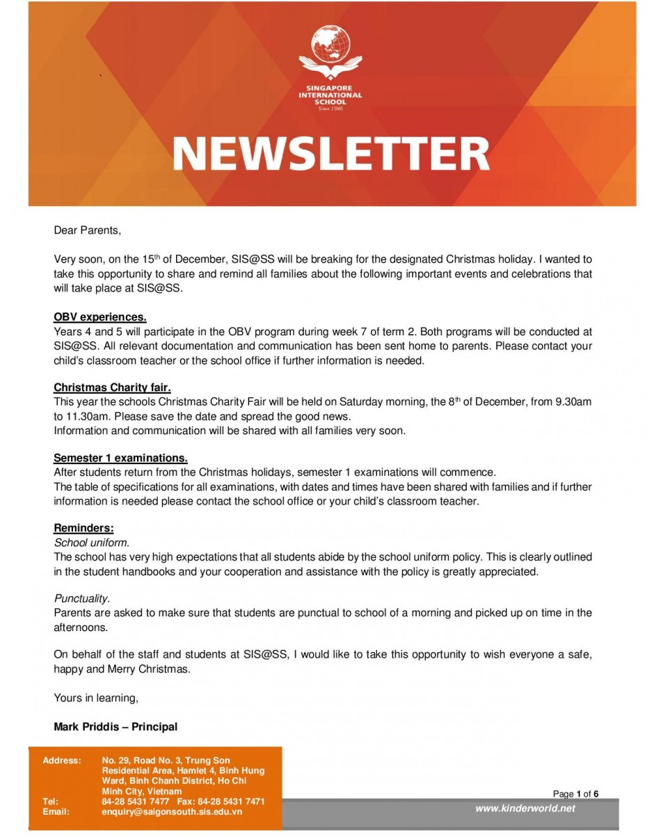 SIS - Newsletter of November 2018 - ENG-page-001