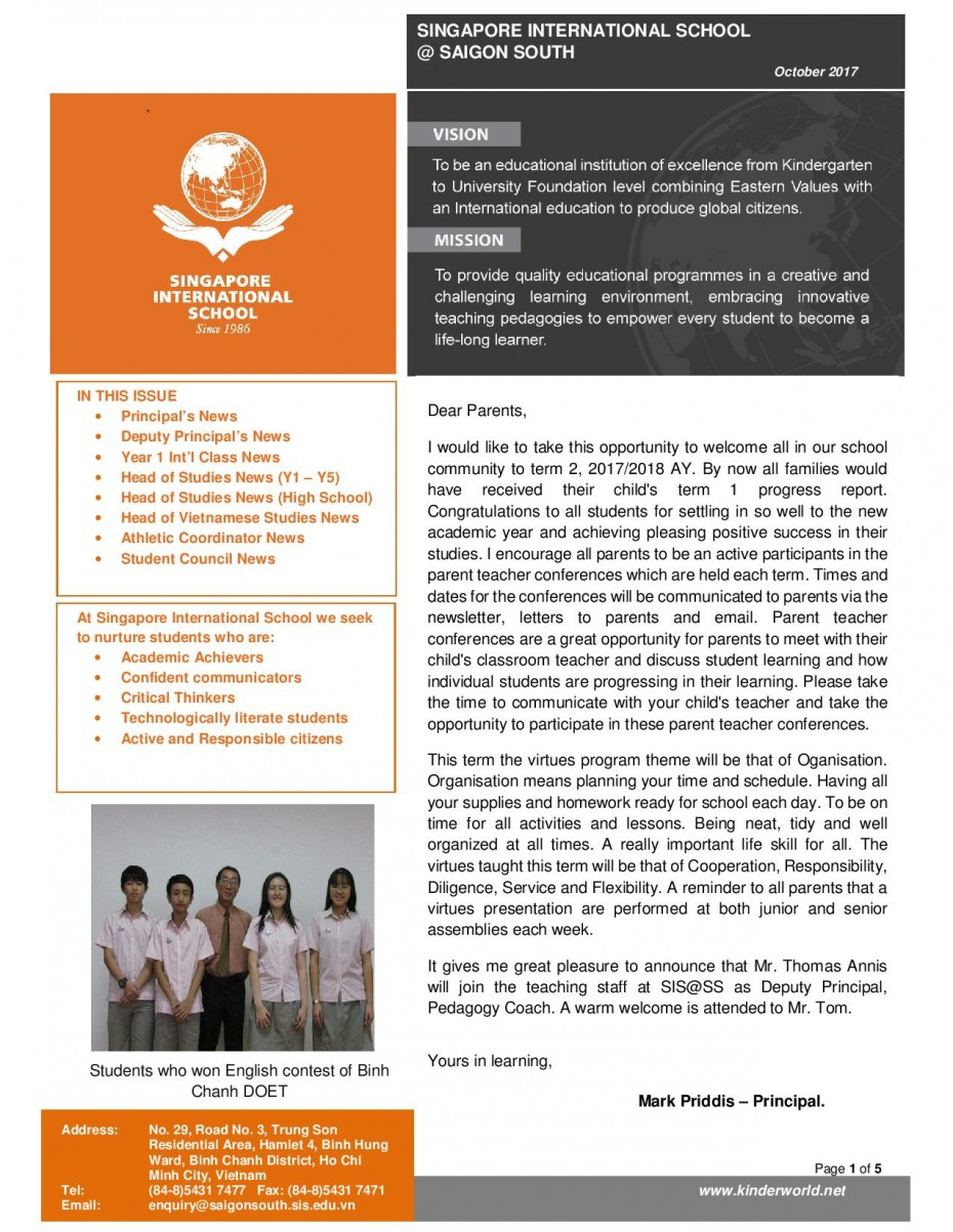 SIS - Newsletter of Oct 2017 - ENG-page-001