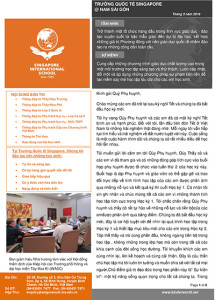 Microsoft Word - SIS@SS - Newsletter of March 2016 - VN - Review