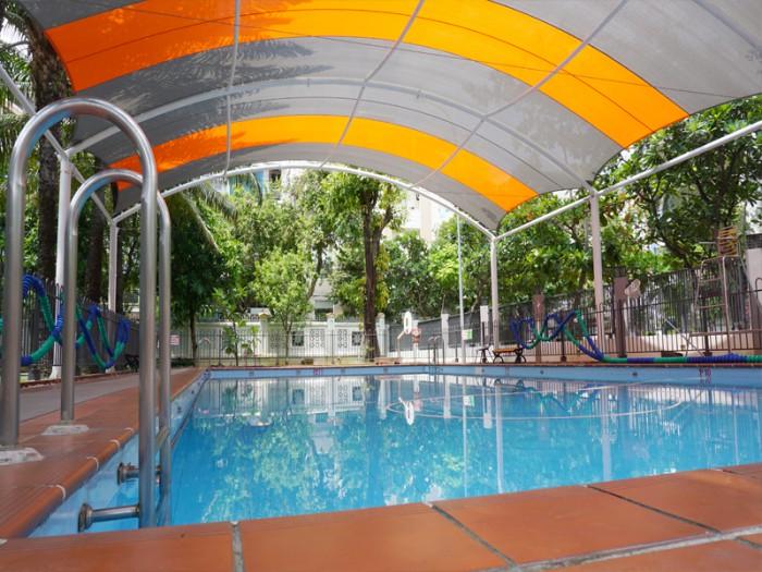 SIS@SS Swimming Pool