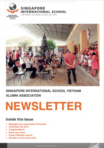 Thumbnail of Alumni Newsletter for Feb 2014