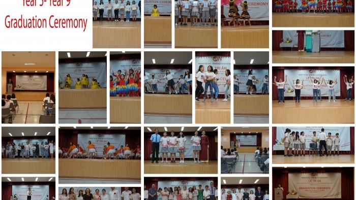 Y5Y9 graduation2019