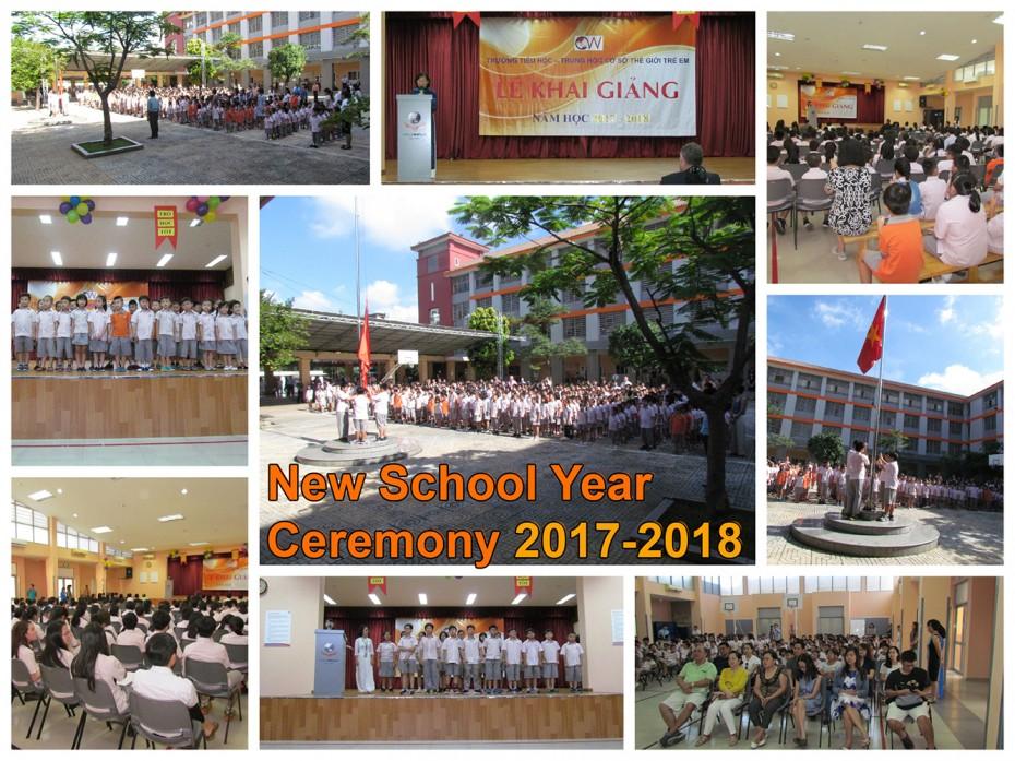 newschool year2017-2018