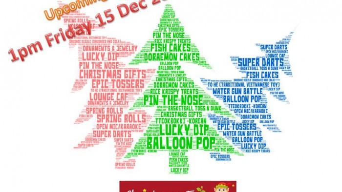 upcoming christmas fair